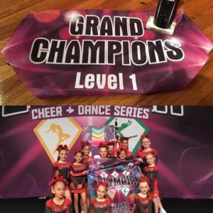 CheerBrandz Grand Champions