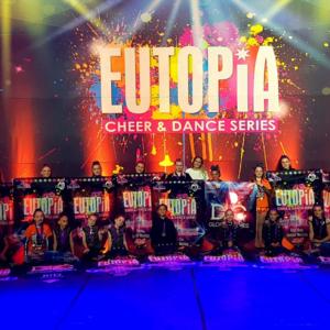 CheerBrandz Eutopia 2018
