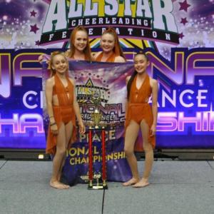 AASCF National Winners