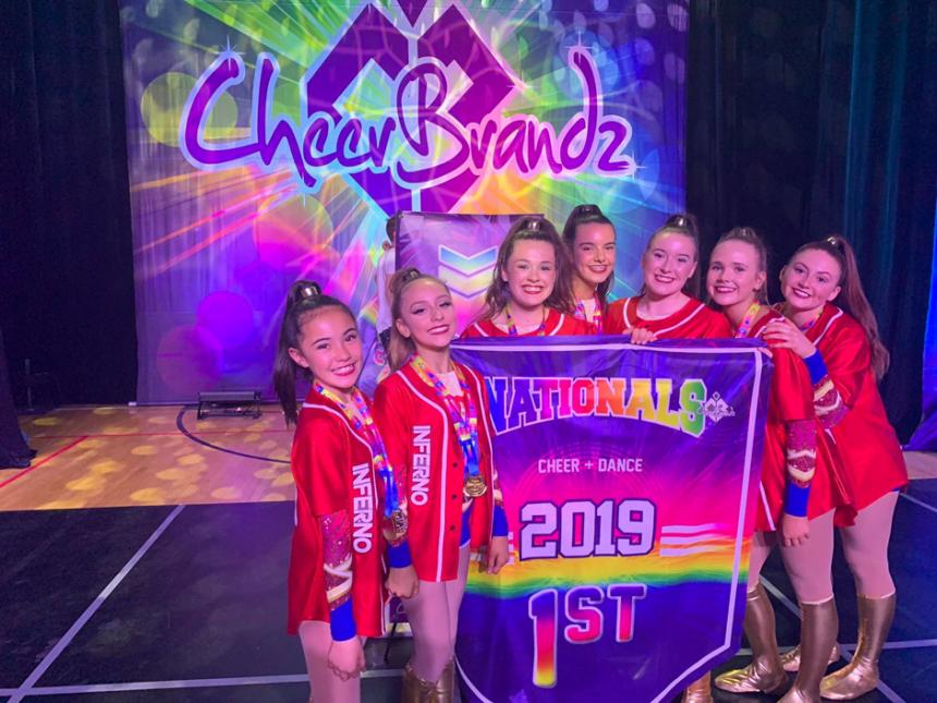 CheerBrandz Nationals 2019