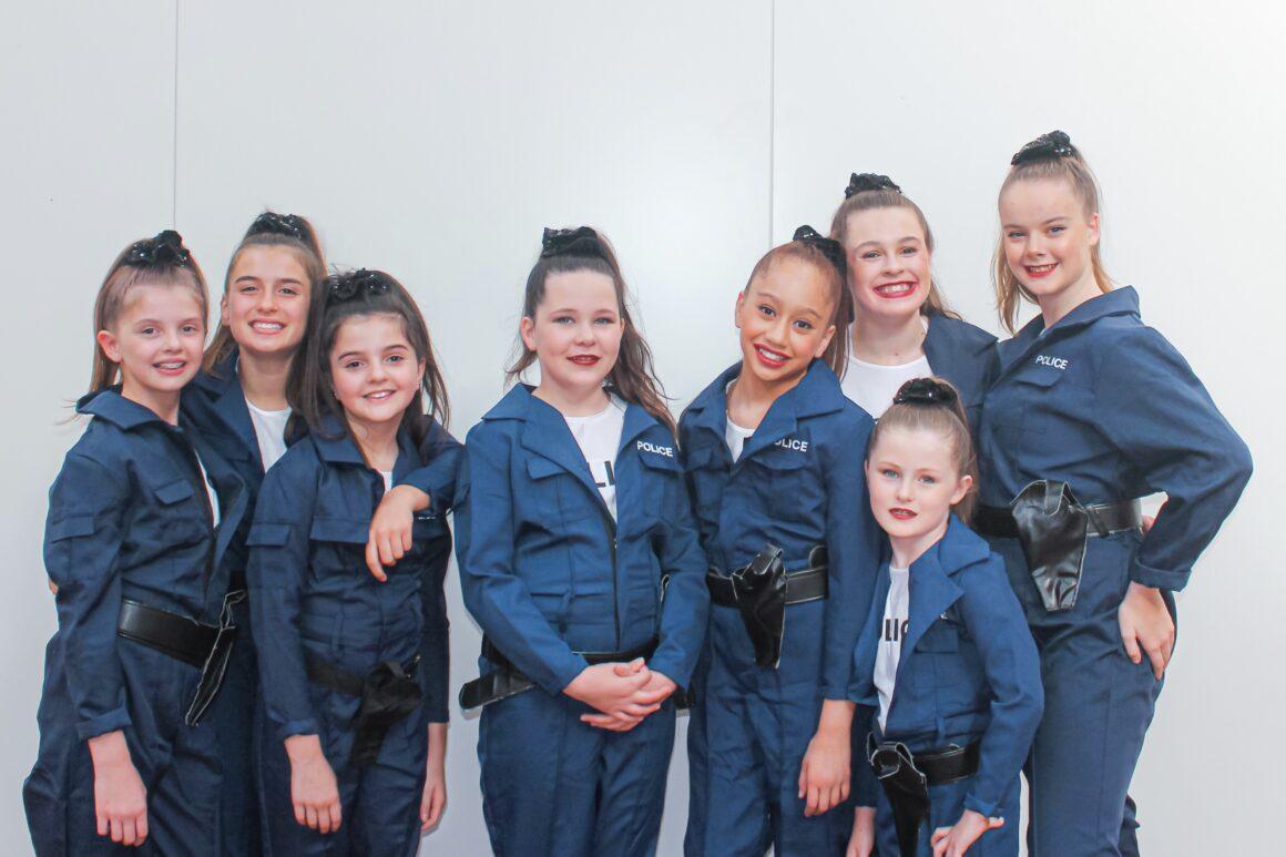 Infernos 2020 Dance Teams