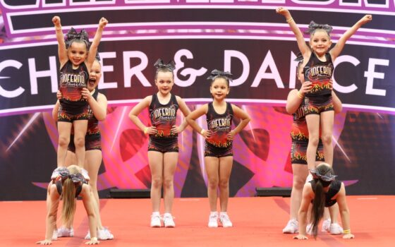 CheerSPORT – 2021 Classes