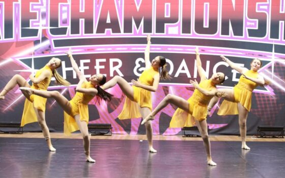 2021 Competitive Dance Teams