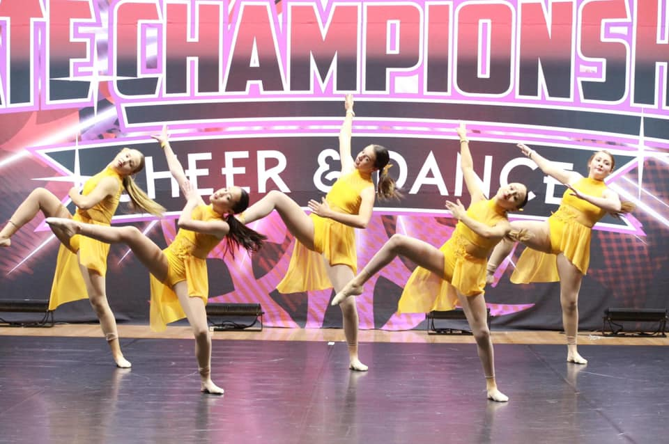 2021 Competitive Dance Teams
