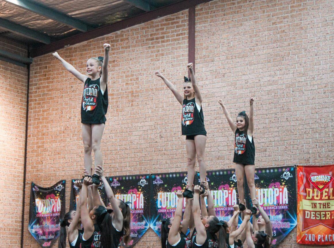 2021 Recreational Cheer Program