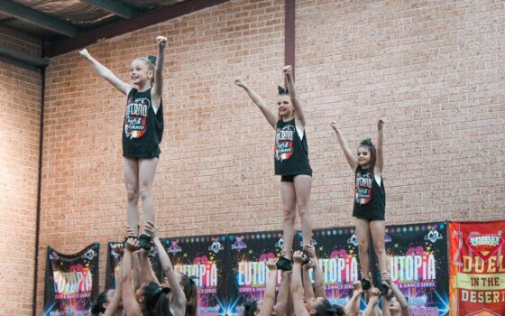 2021 Recreational Cheer Program